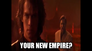 your new empire?