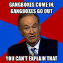 Gangboxes